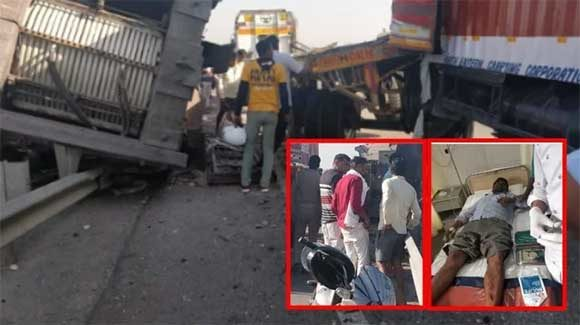 muzaffarnagar accident