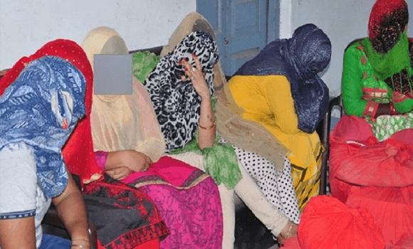 Sex Racket in Saharanpur