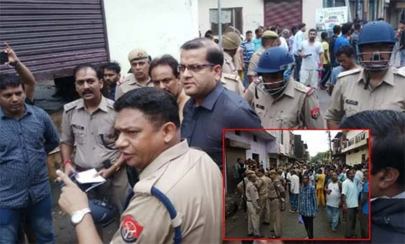 Saharanpur double murder