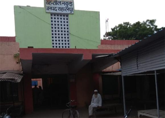 Nakur Tehsil