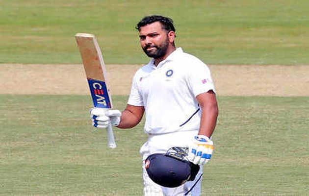 रांची में रोहित शर्मा का तूफानी शतक, टेस्ट सीरीज में सबसे ज्यादा सिक्स का रेकॉर्ड