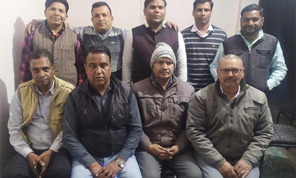Press association nakur