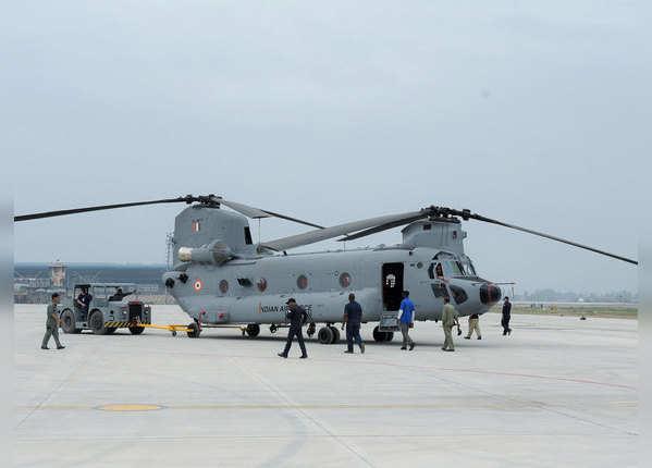 सैन्य अभियान के साथ इन्फ्रा प्रोजेक्ट्स में भी इस्तेमाल