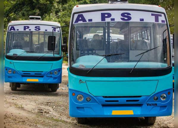 अरुणाचल प्रदेश में चलेंगी राज्य परिवहन की बसें
