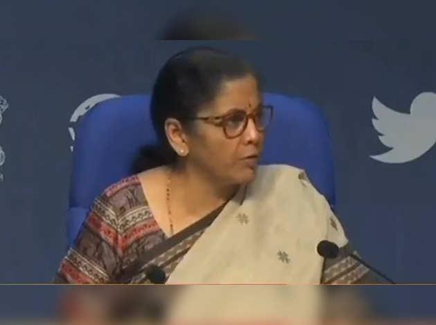 सोशल बुनियादी ढांचे के लिए सरकार ने 8,100 करोड़ के पैकेज का ऐलान किया: निर्मला सीतारमण