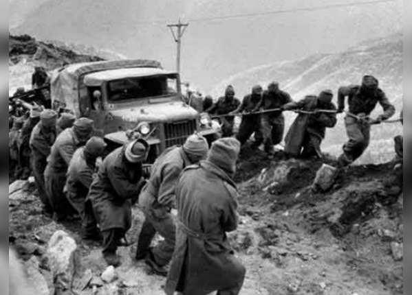 1962 में चीन ने यही से किया था मुख्य हमला