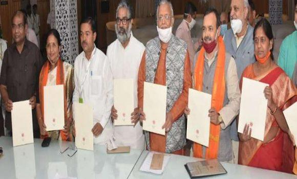 UP Rajya Sabha Election 2020