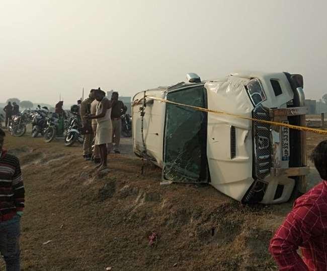 BDC member shot dead in Lucknow