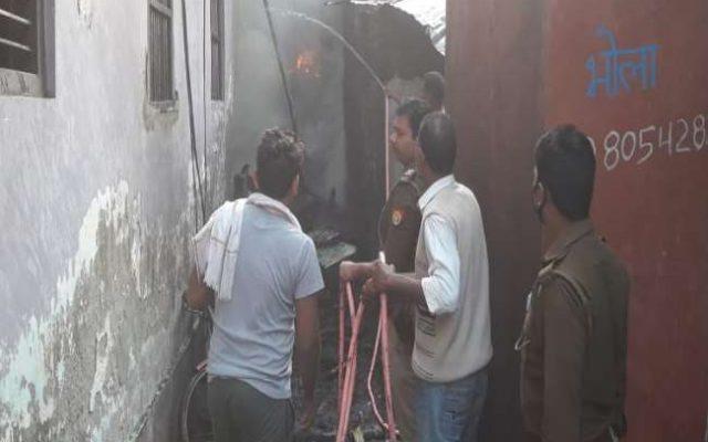 Accident in Kushinagar