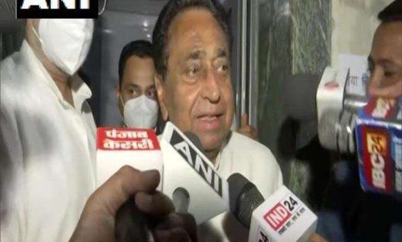 Kamal Nath Reaction MP By Election Voting