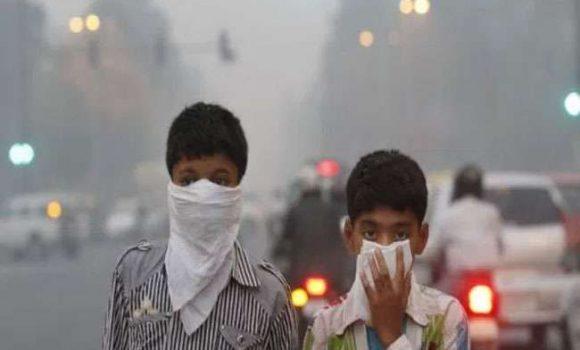 air pollution in delhi NCR