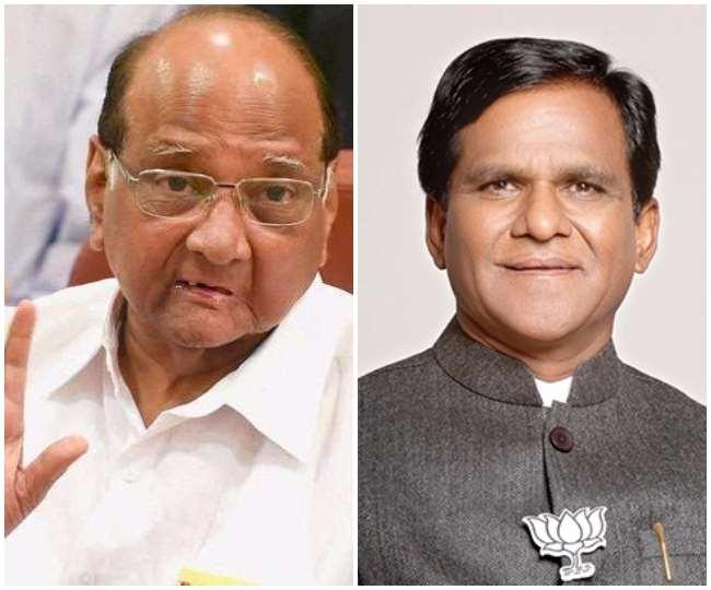BJP leader Raosaheb Patil Danve