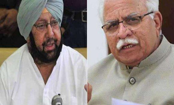 Punjab CM Captain amrinder singh