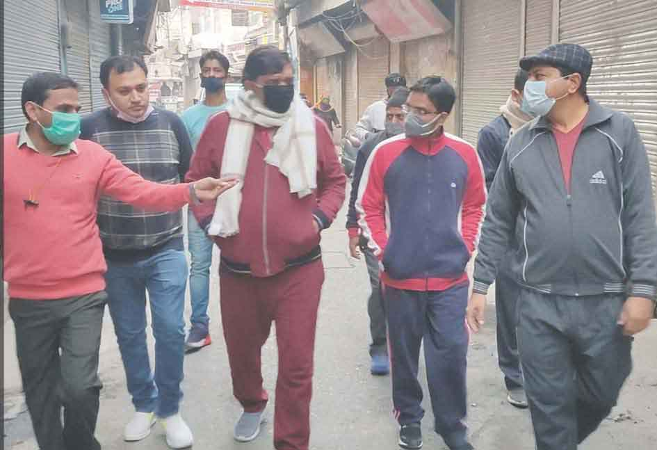 Cleanliness Campaign in Kishanpura