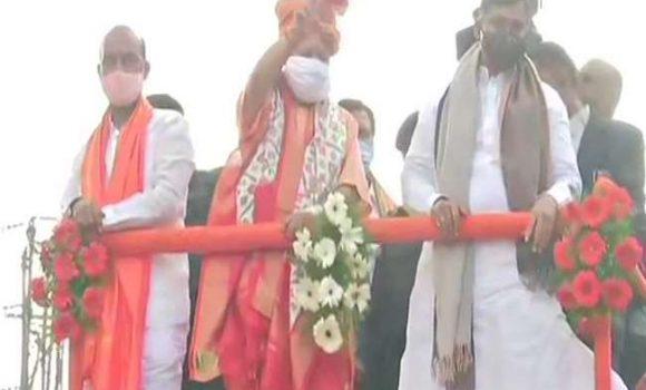 BJP Star Campaigner CM Yogi Adityanath