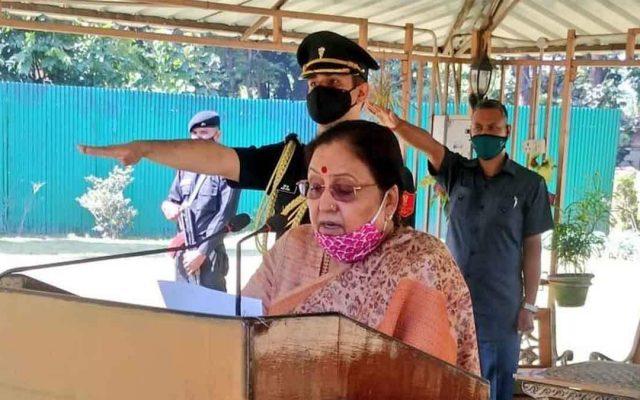 Governor of Uttarakhand Baby Rani Maurya Corona positive