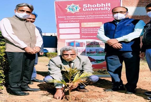 Shobhit Univeristy -1