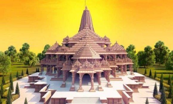 Shriram Temple Construction