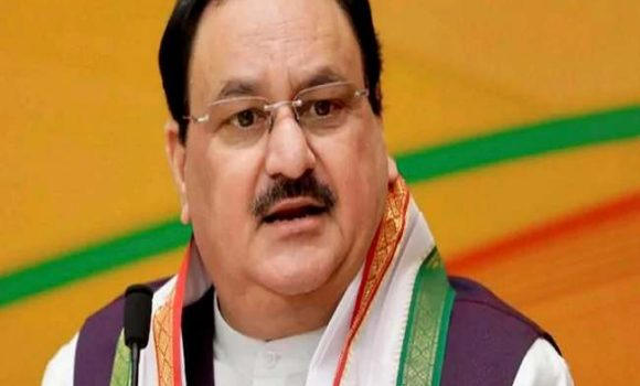 Nadda on Lucknow Tour