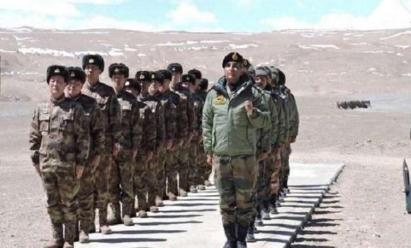India China 9th round of military talks